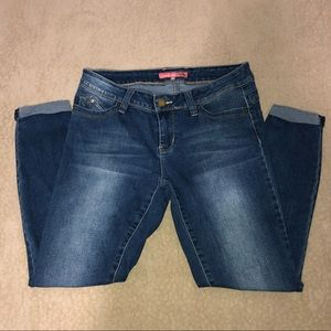 Ymi Cuffed Jeans!